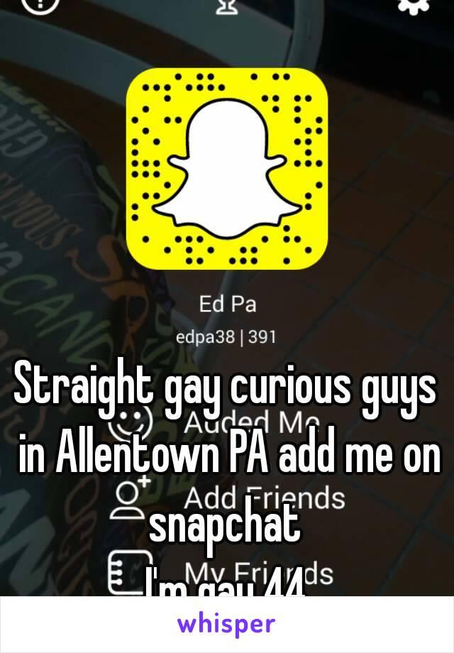Gay allentown