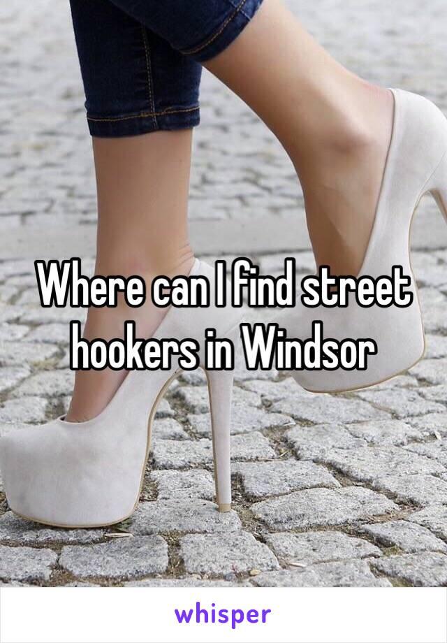 Call girl in Windsor