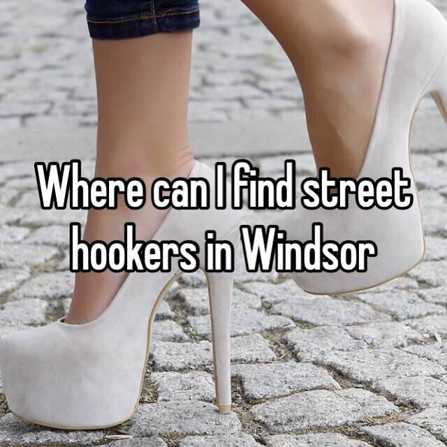 Escort girls Windsor