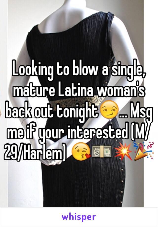 Mature latina ladies