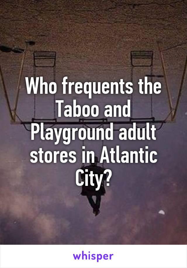 adult stores city Atlantic