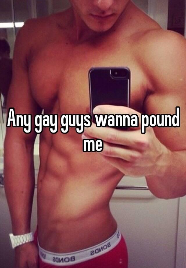 Guys pound