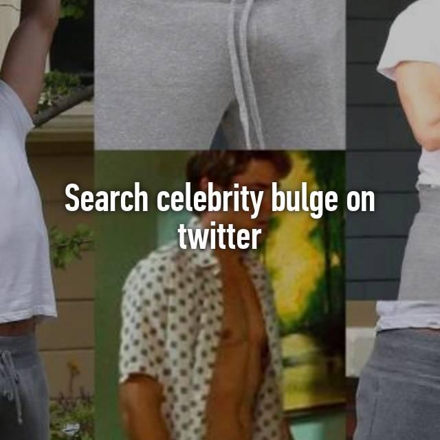 Bulge celebrity Hottest Celebrity