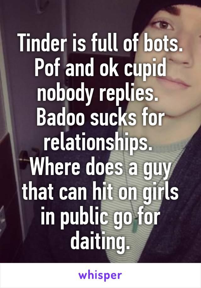 Badoo pof