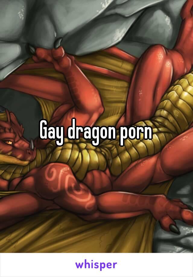 dragon porn Gay