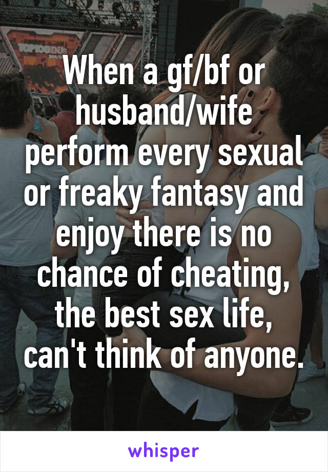 Girlfriend sex fantasy pics