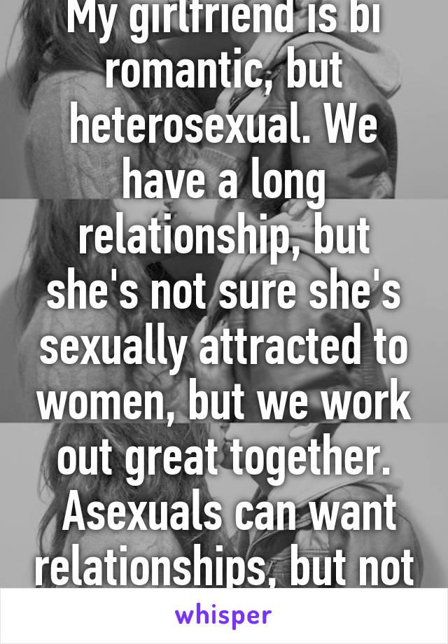 What is a heterosexual biromantic dating