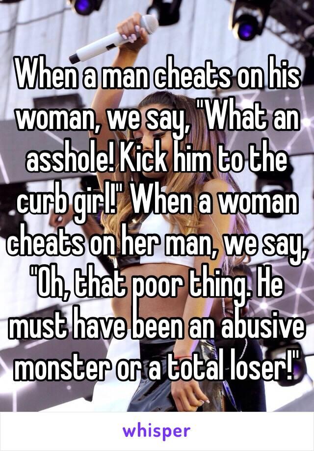 When A Woman Is An Asshole