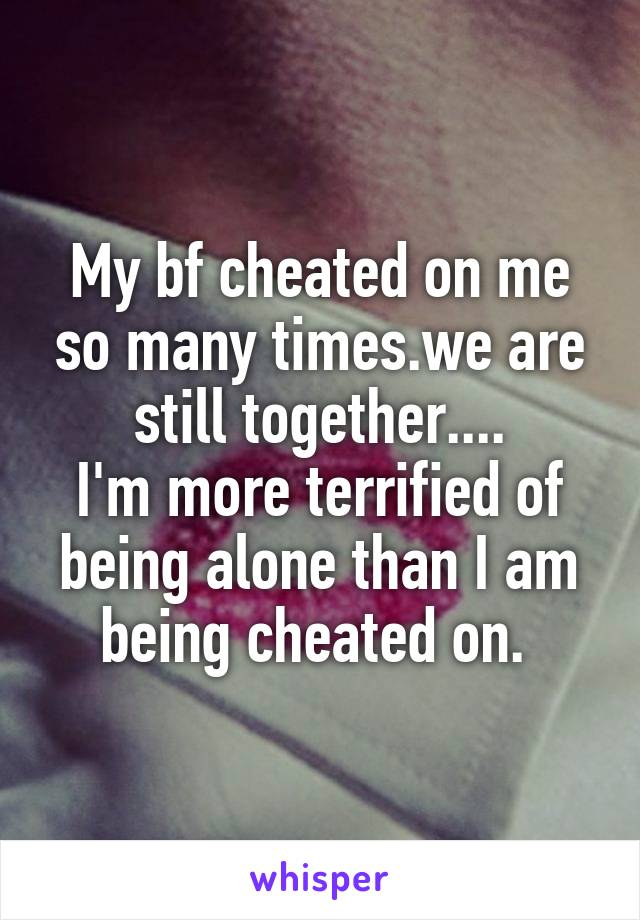 Here's Why Couples Stayed Together After Their Partner Cheated