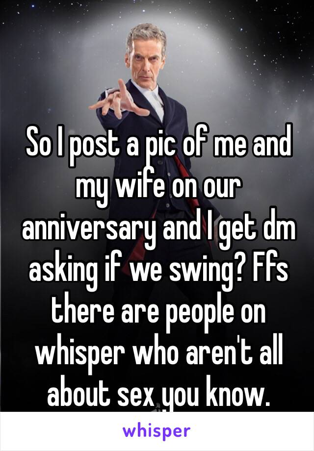 With you Swinging wifes pic post that