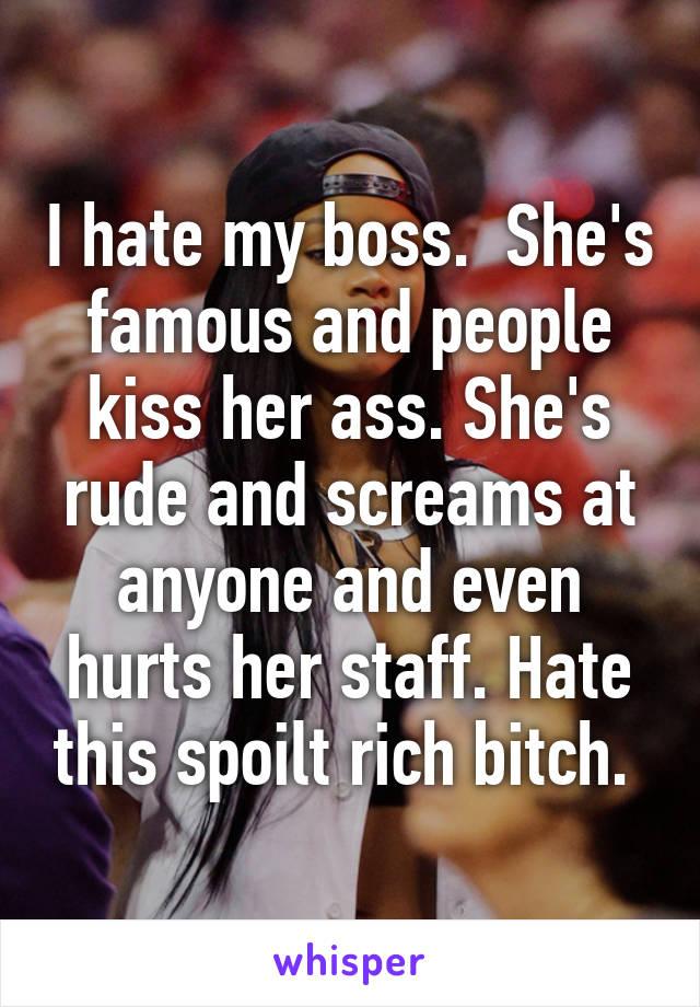 Shes boss ass