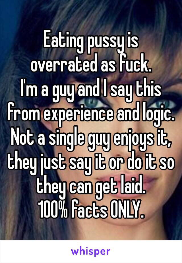 Get laid by licking pussy