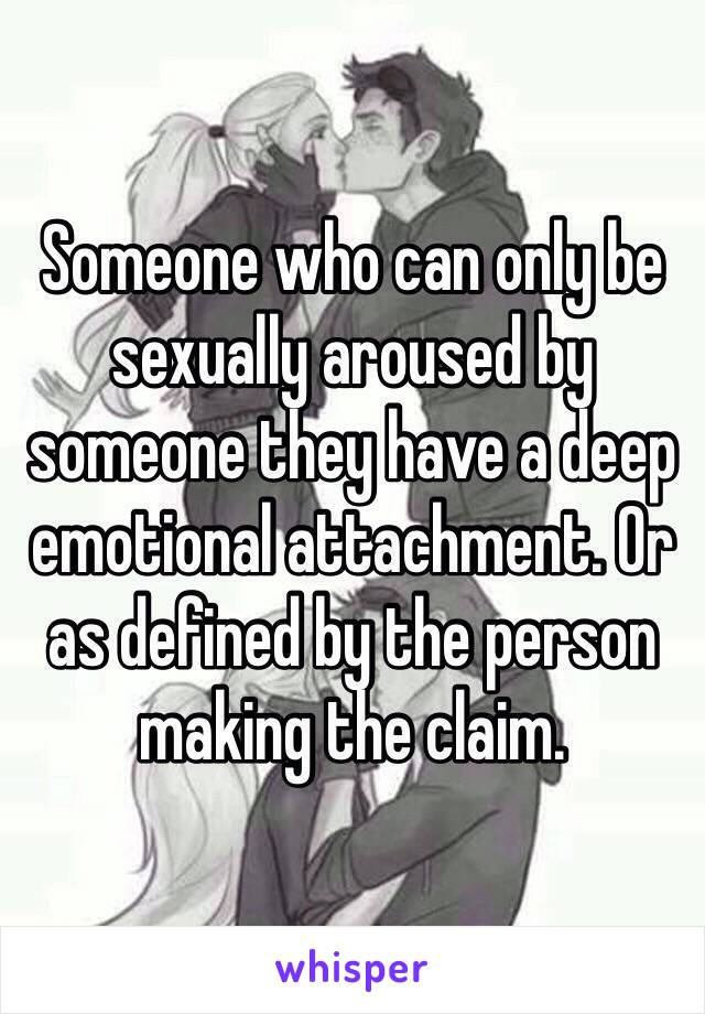 Sexually arousing definition