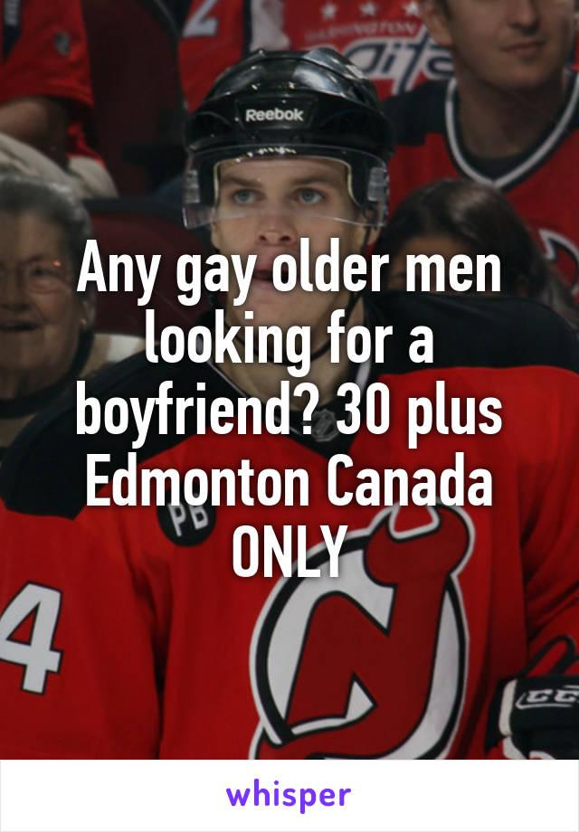 Men seeking men edmonton