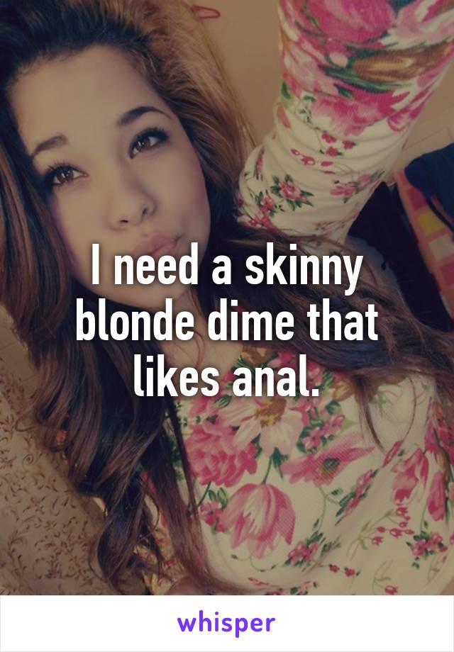 Blonde anul