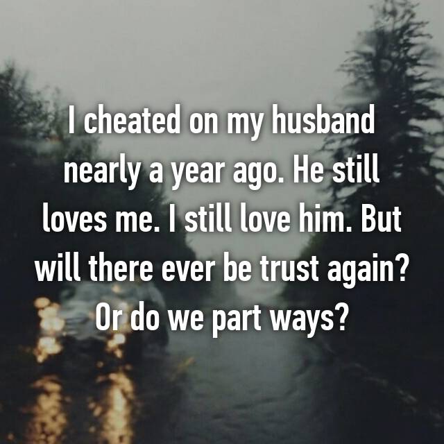 18 Sad But True Confessions From Cheating Spouses