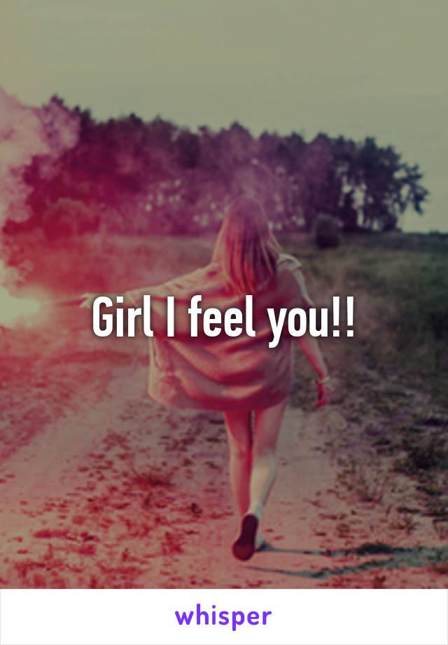 Girl I feel you!!