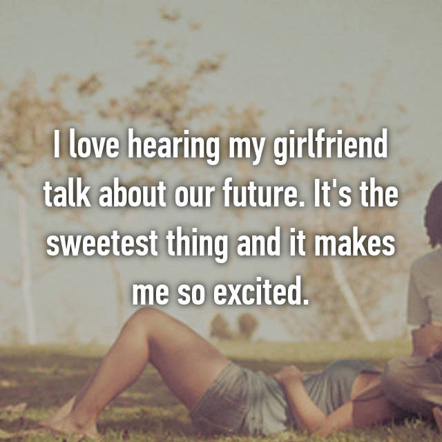 Things guys love about their girlfriends