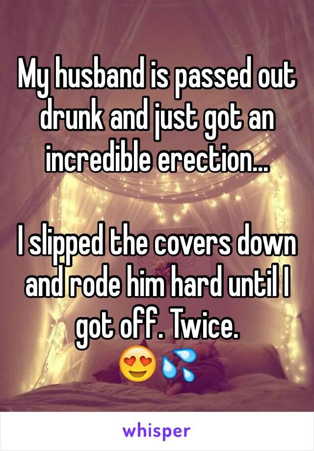 how to keep my husband hard