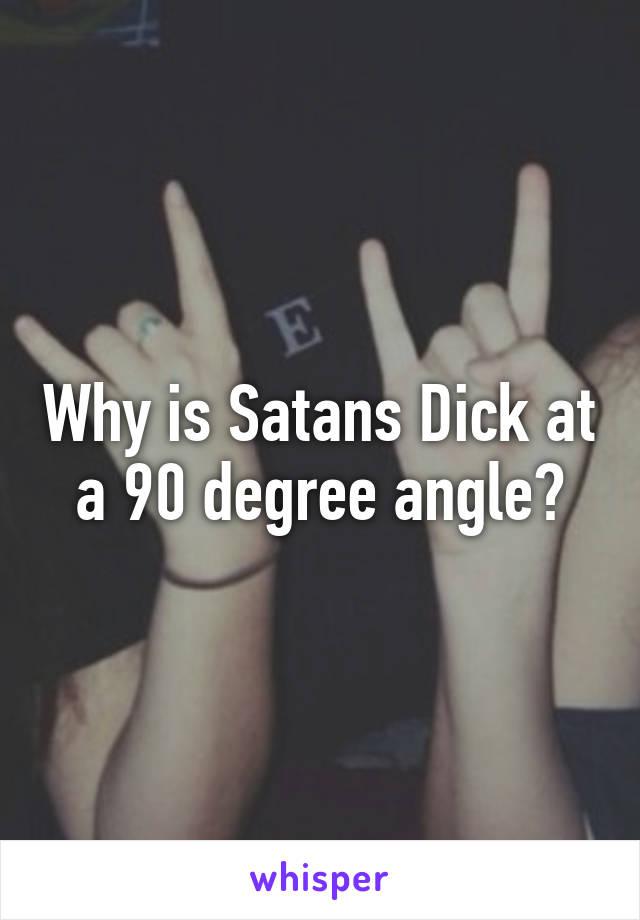 90 degree angle dick