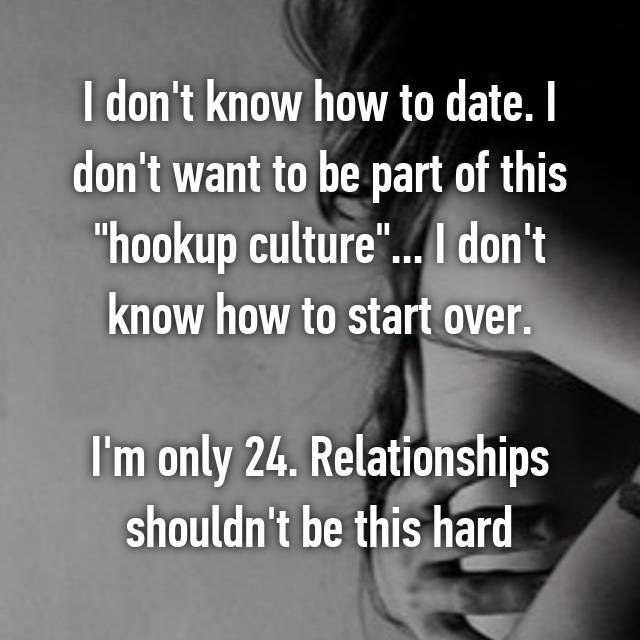 20 something hookup culture