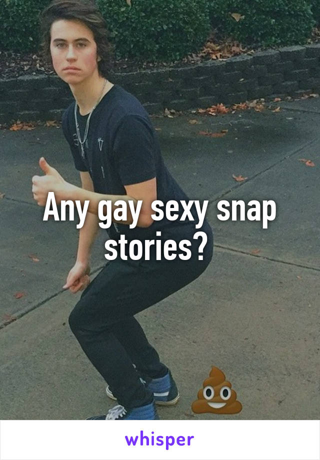 Dirty Gay Stories