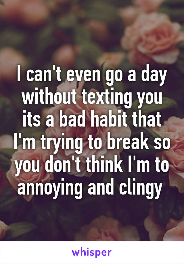 annoying texting habits