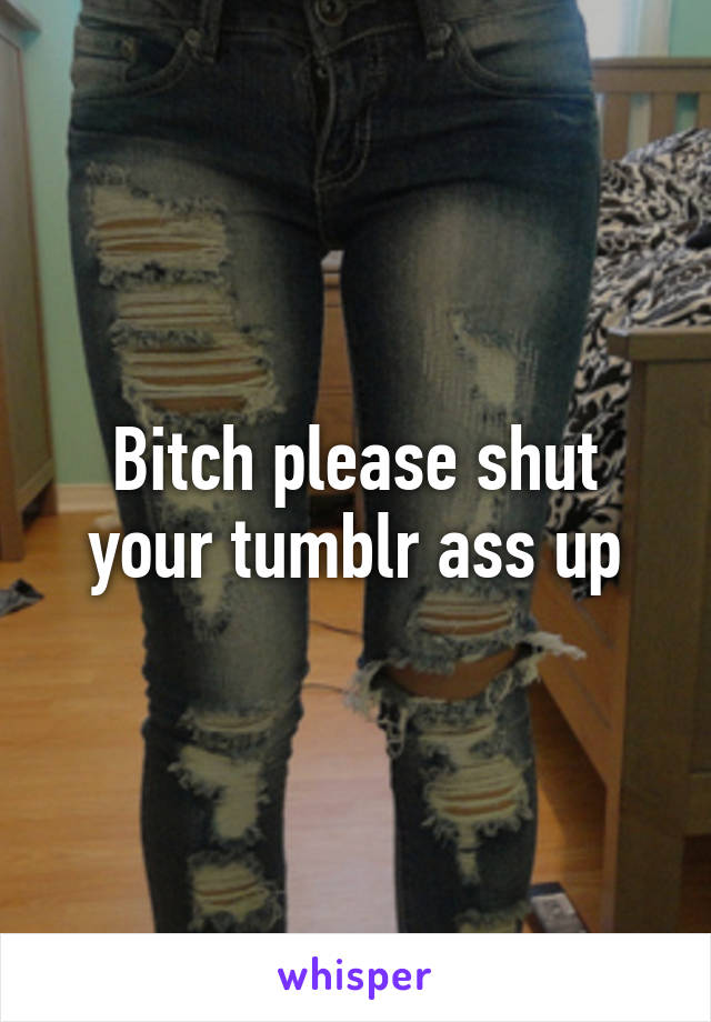 tumblr asses up