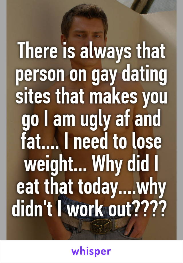 losing weight dating site