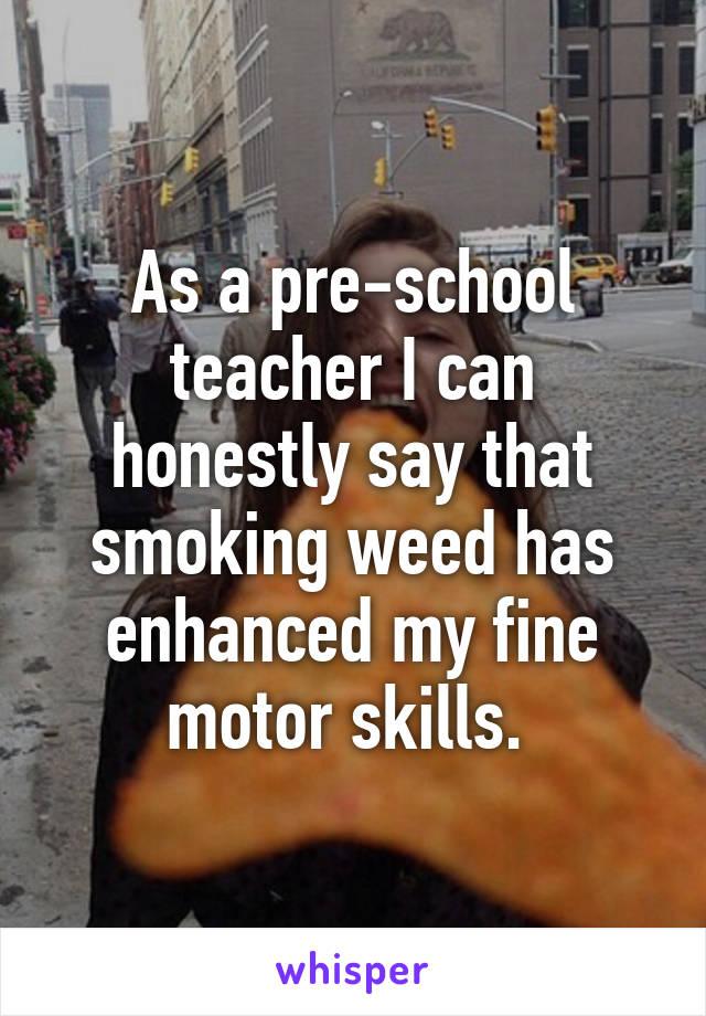 05243d3a076e224271e27c56bcb52d79be8a70 v5 wm 19 Shocking Confessions From Teachers Who Smoke Weed