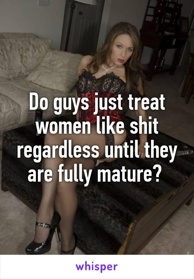 Mature women taking a shit