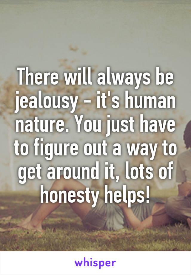 nature of jealousy