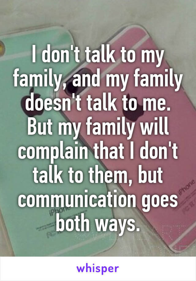 Risky Play Why Children Love It And >> I don't talk to my family, and my family doesn't talk to