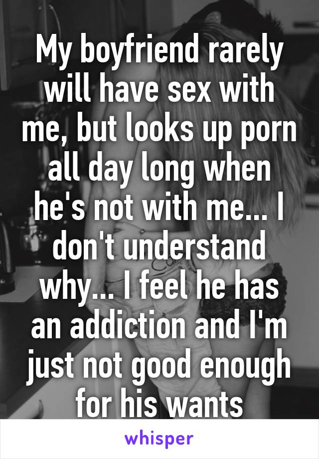 All t feel good sex doesn at
