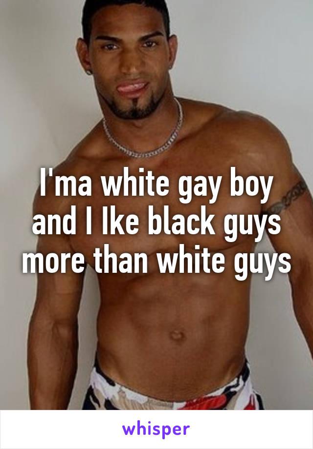 Black on black gay boys