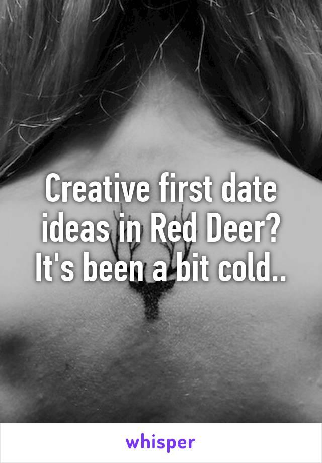 date ideas in red deer