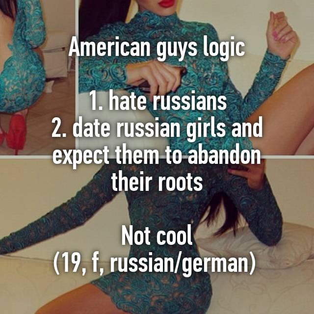 date american guys