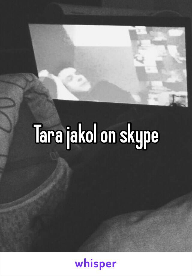 jakol on skype
