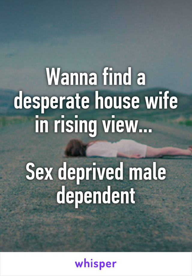 Sex deprived house wifes pics 822