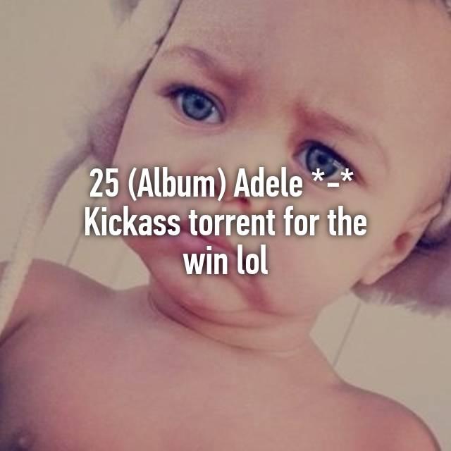 adele 21 album torrent download kickass