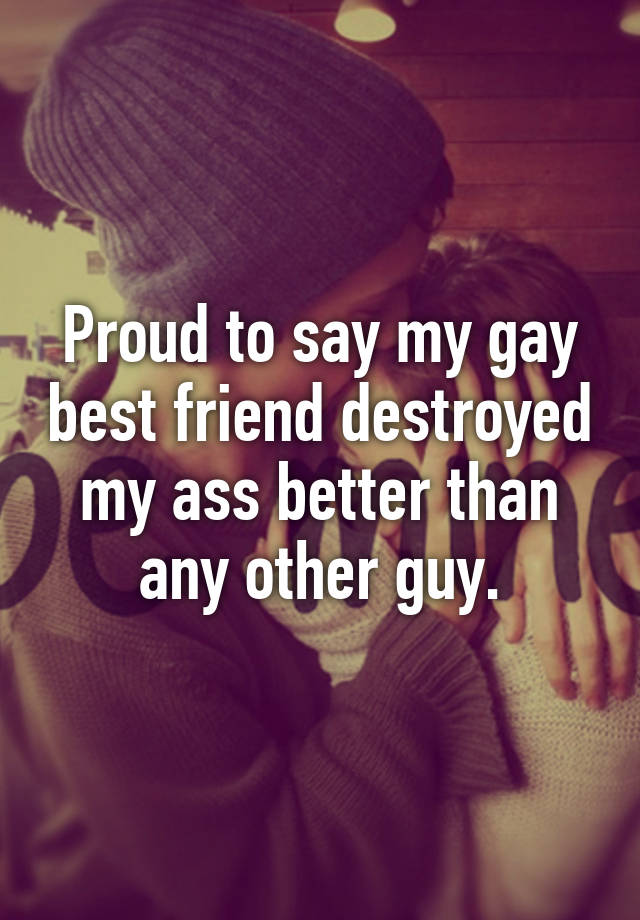 Gay ass destroyed