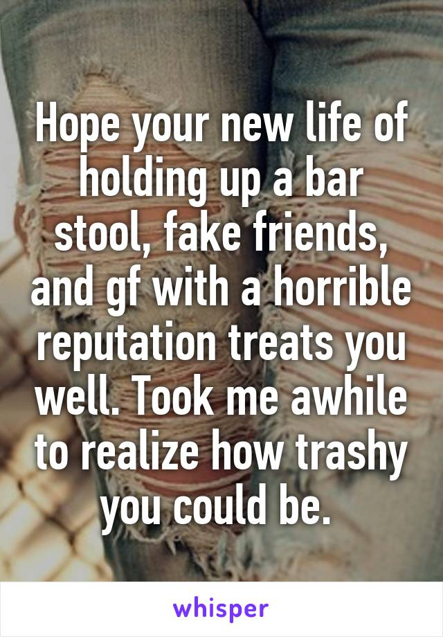 Strange Hope Your New Life Of Holding Up A Bar Stool Fake Friends Gamerscity Chair Design For Home Gamerscityorg