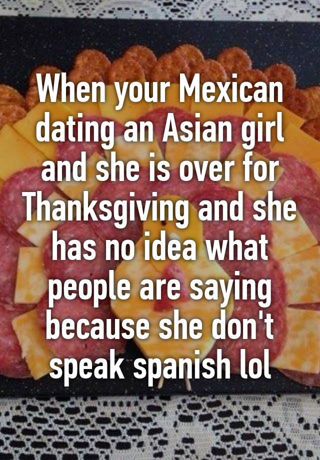 Ffm asian dating mexican girl juice
