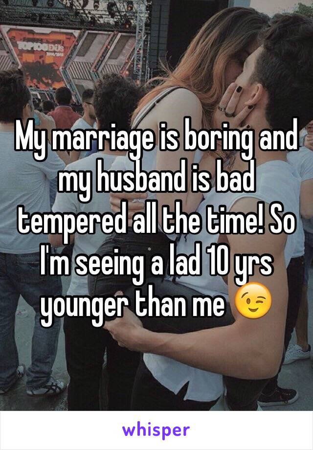my husband has a bad temper what to do