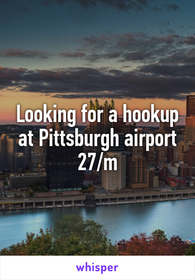 Hook up in pittsburgh
