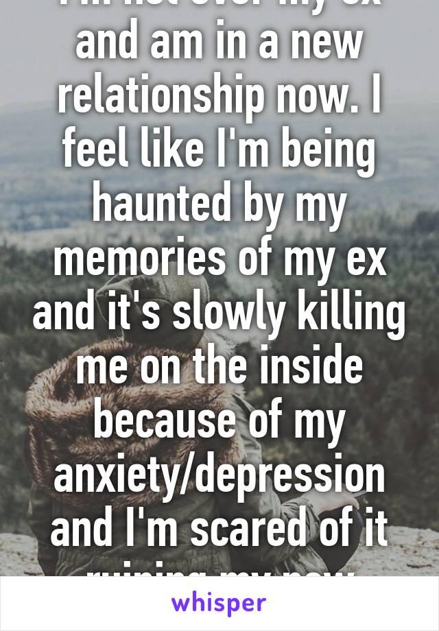 depression ruining relationship