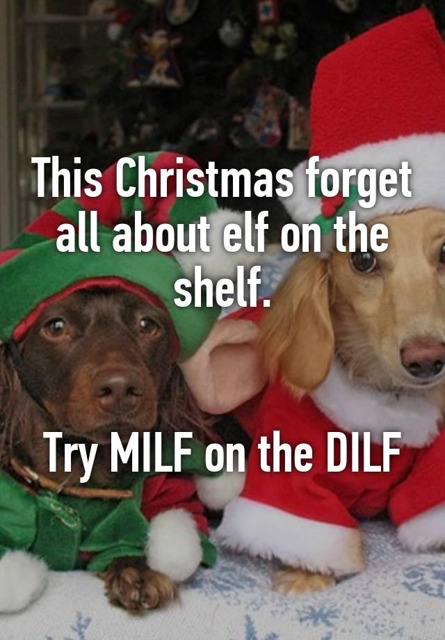 Milf on the shelf