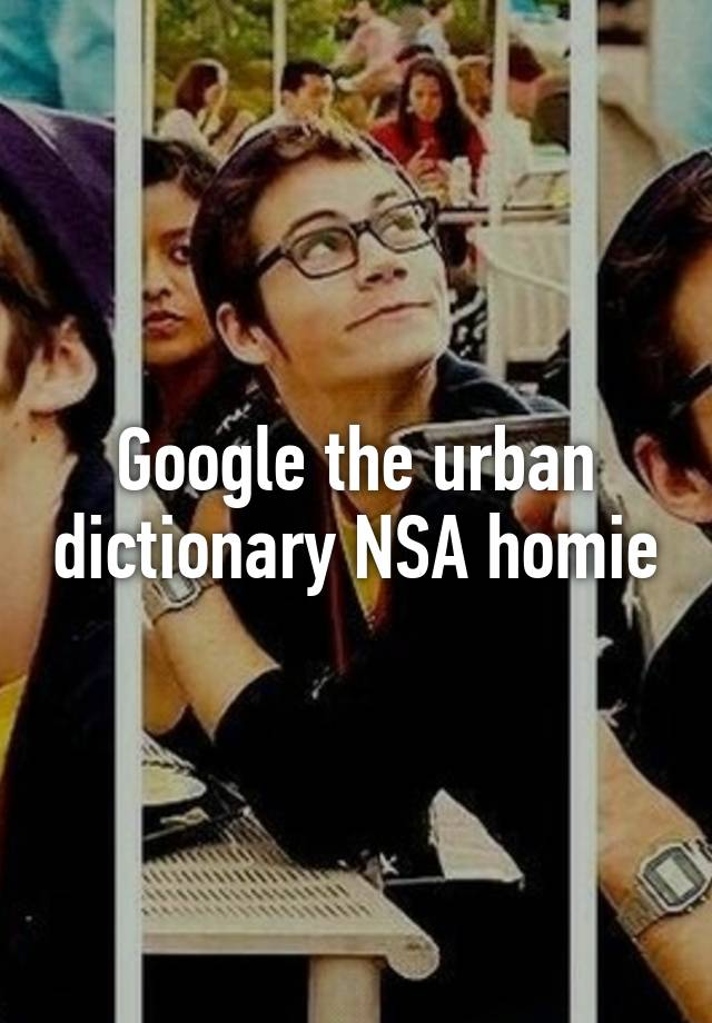 Nsa dictionary