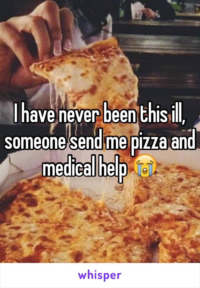 send someone a pizza
