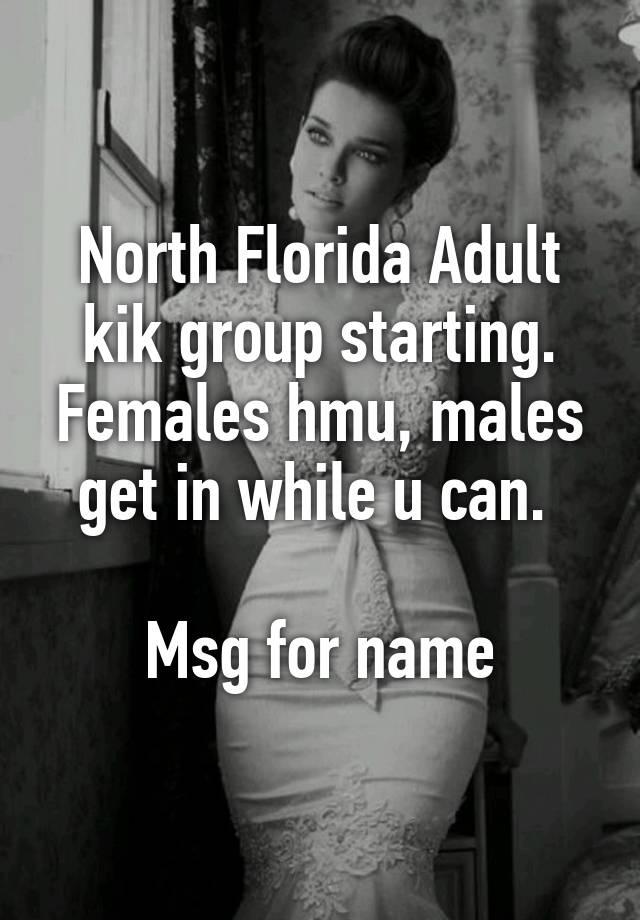 Florida adult group